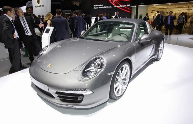 Genf 2014: Neuauflage eines Porsche-Klassikers