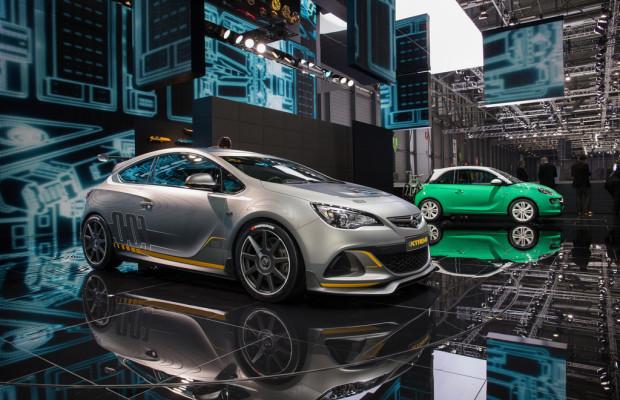 Genf 2014: Opel hatte den kreativsten Messestand