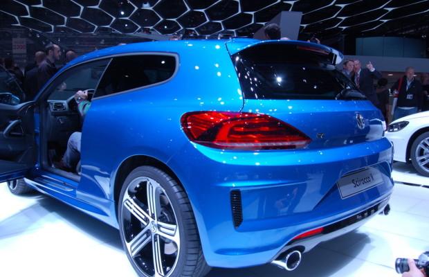 Genf 2014: VW schärft den Scirocco nach