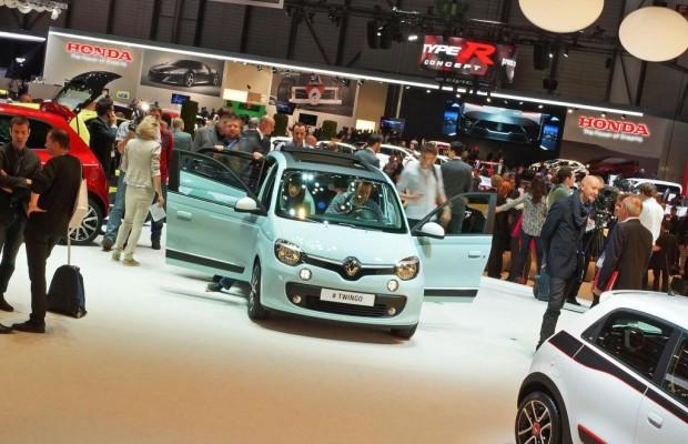 Genfer Automobilsalon 2014 - Die Zeit der Kleinen