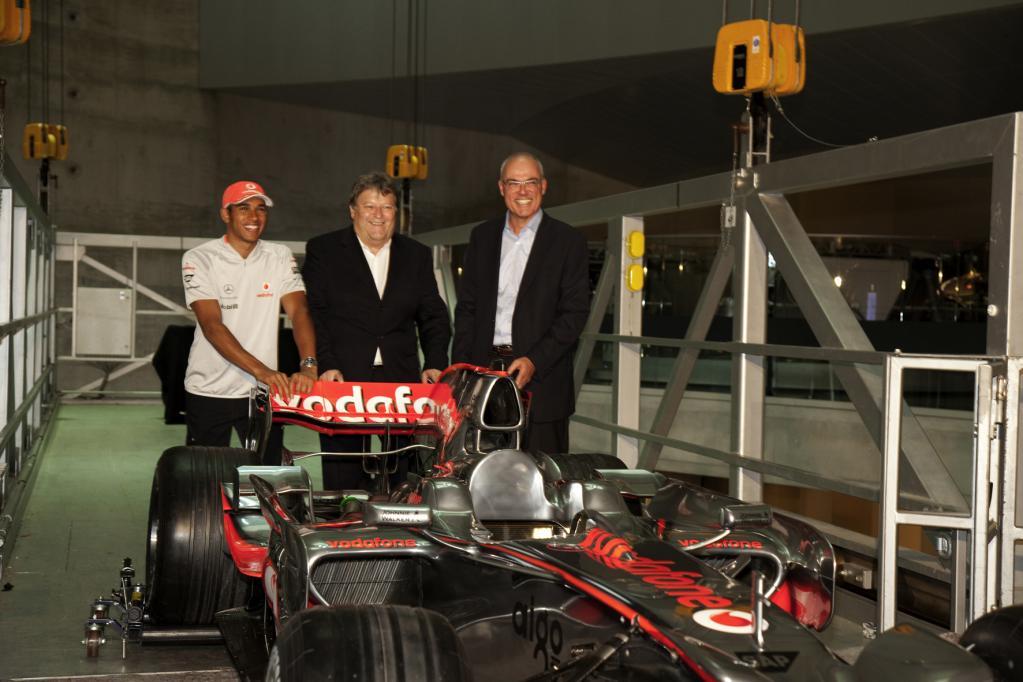 Haug wird Motorsport-Experte der ARD