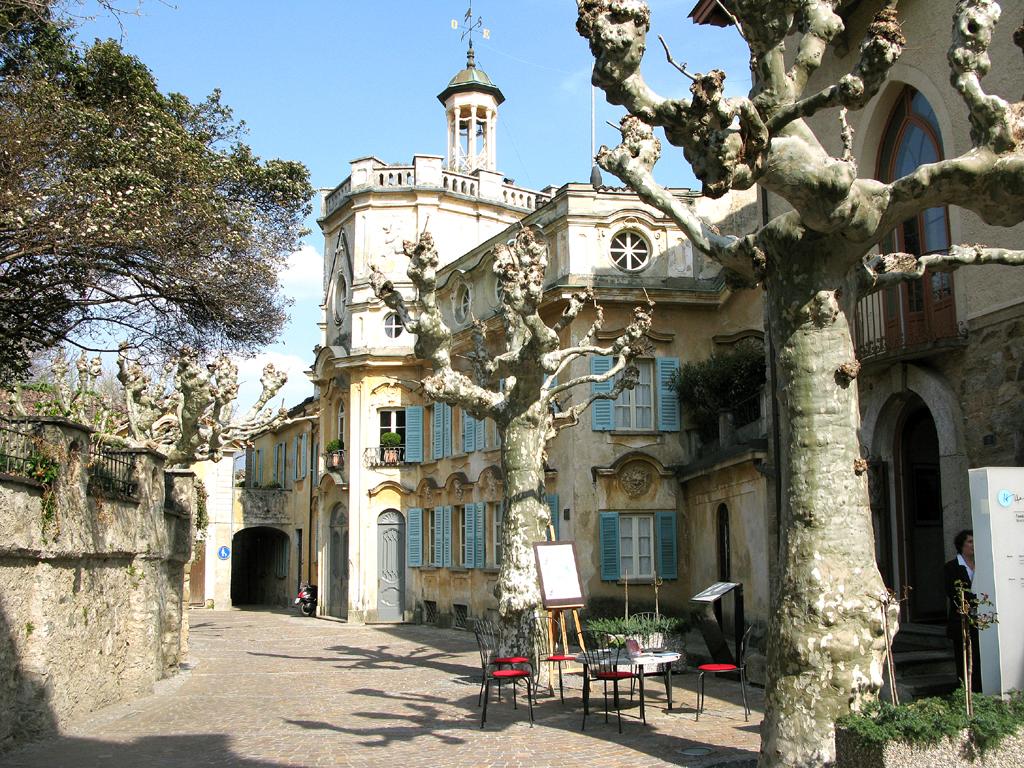 Hesse-Wohnhaus in Montagnola.