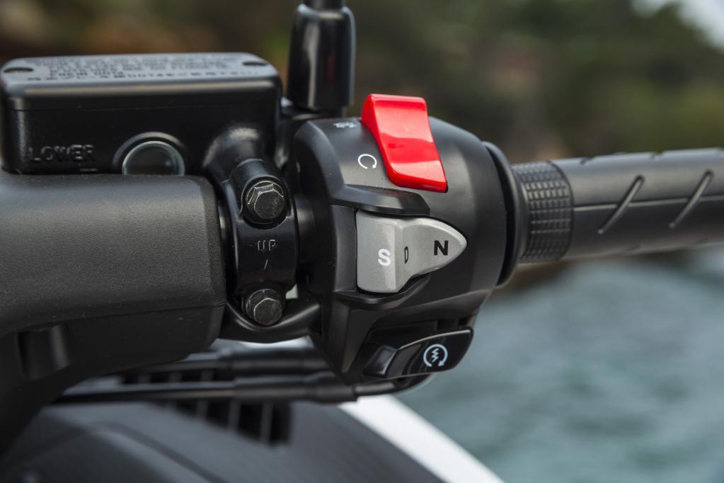 Honda Integra 750: Erstarkter Motorrad-Roller-Zwitter