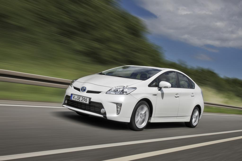 Hybrid-Pkw: Politisch korrekte Käufer erfreuen Hersteller - © Toyota