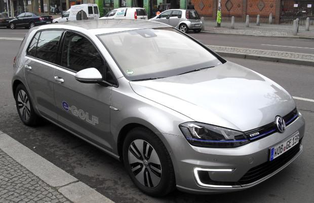 Im Warm-Up: VW setzt sich (und Berlin) weiter unter Strom
