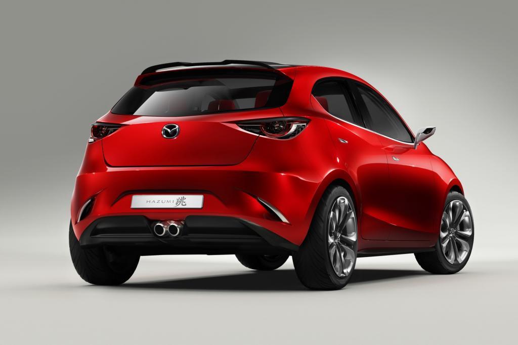 In Japan startet der Mazda2 bereits im Sommer