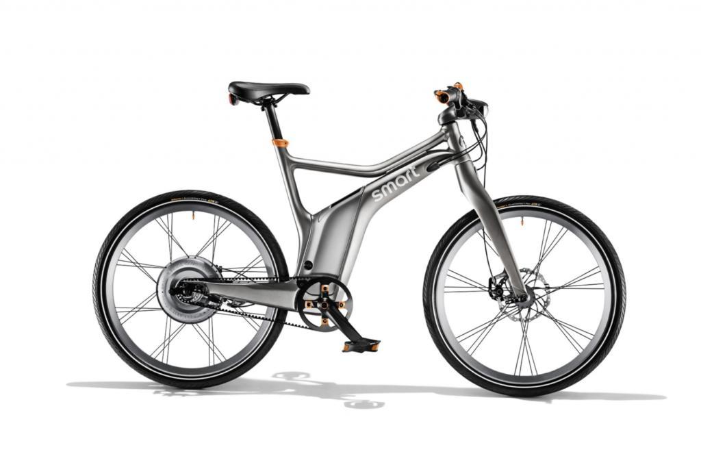 In Kooperation mit dem Kaffeeröster Tchibo bietet Smart sein E-Bike jetzt für 2.299 Euro an.