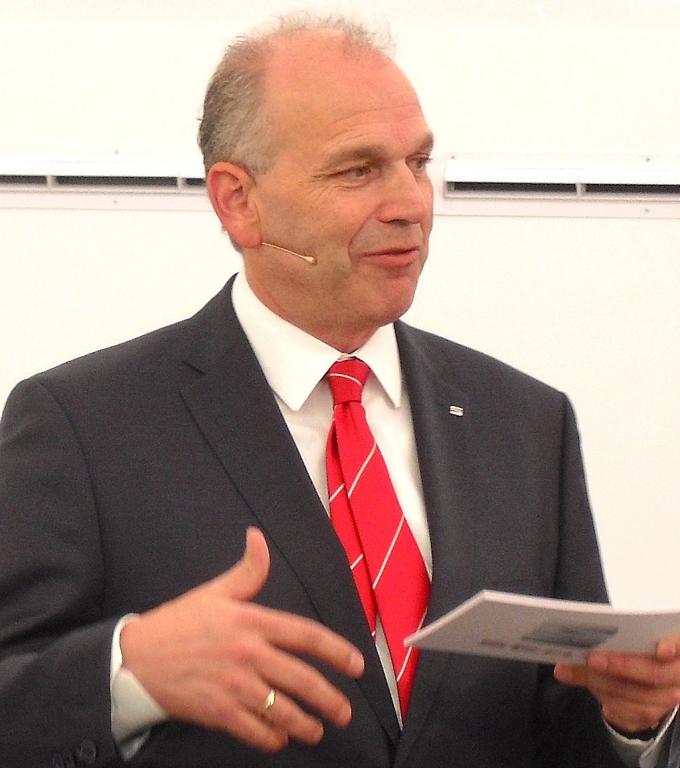Jürgen Stackmann ist seit 1. Mai 2013 der neue Seat-Chef.