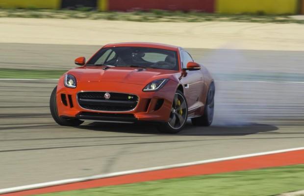 Jaguar F-Type R Coupé: Jaguars schärfste Katze