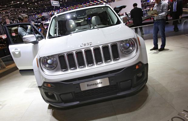 Jeep legt um 9,5 Prozent zu