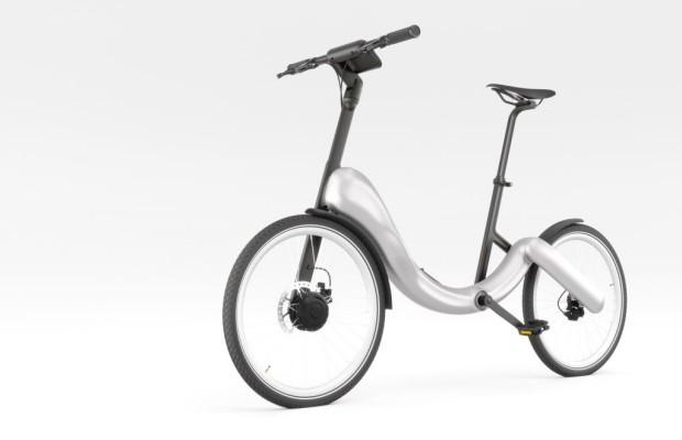 Jive E-Bike - Einmal falten und mitnehmen, bitte