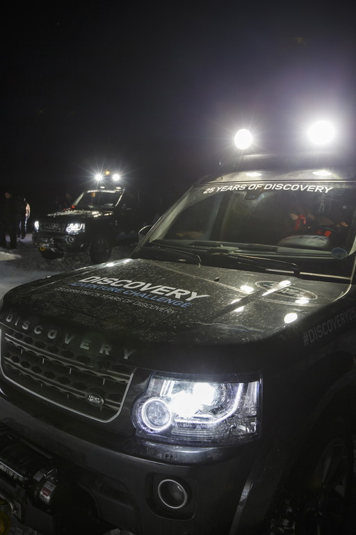 Junge Britin meistert Land Rovers Herausforderung am besten