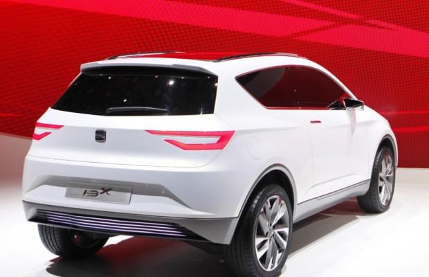 Klares Zeichen: Seat kündigt Kompakt-SUV für 2016 an