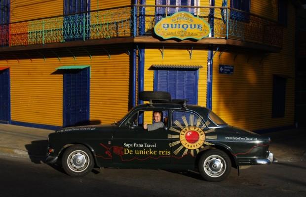 Klassiker-Reise durch Südamerika