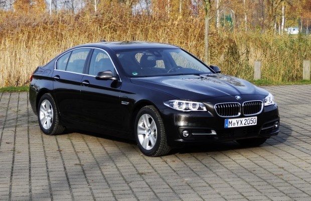 Kurztest BMW 520 d Efficient Dynamics: Business Class