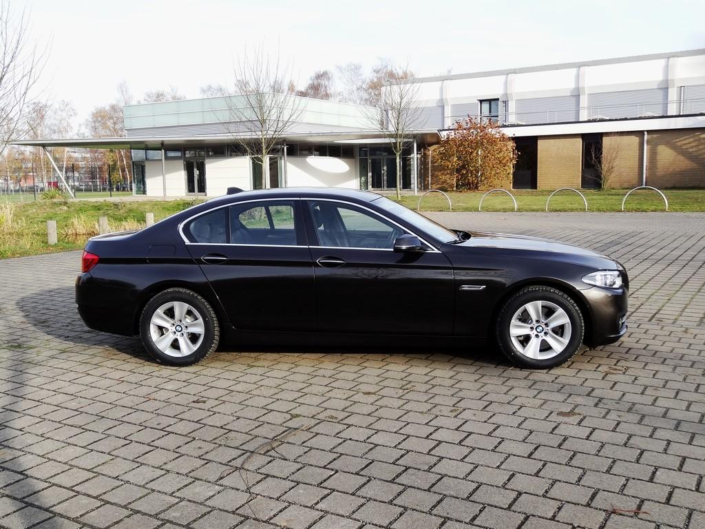 Kurztest BMW 520 d Efficient Dynamics: Business Class