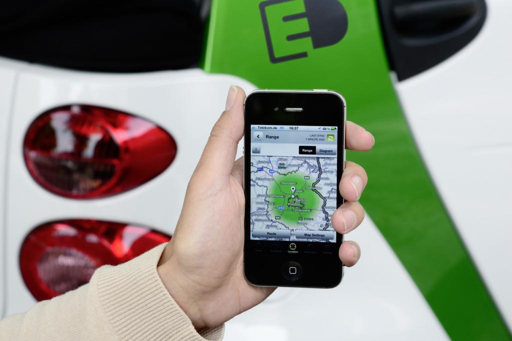 Laptop und Smartphone statt eigenes Auto