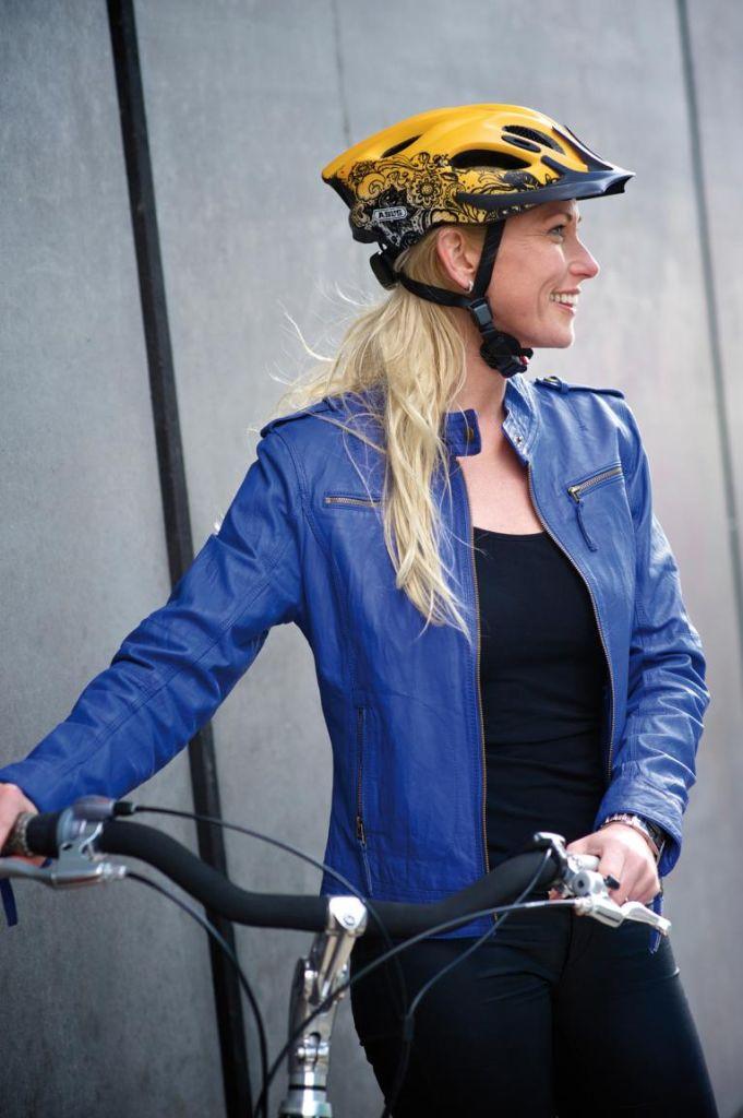 Leben retten - Helm tragen