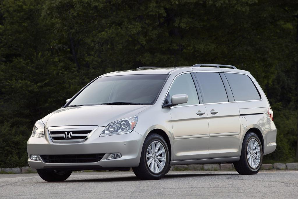 Massenrückruf für Honda Odyssey in den USA