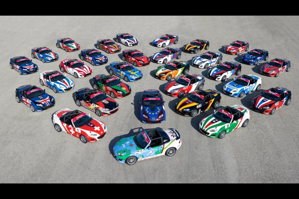 Mazda mischt den Rennsport auf
