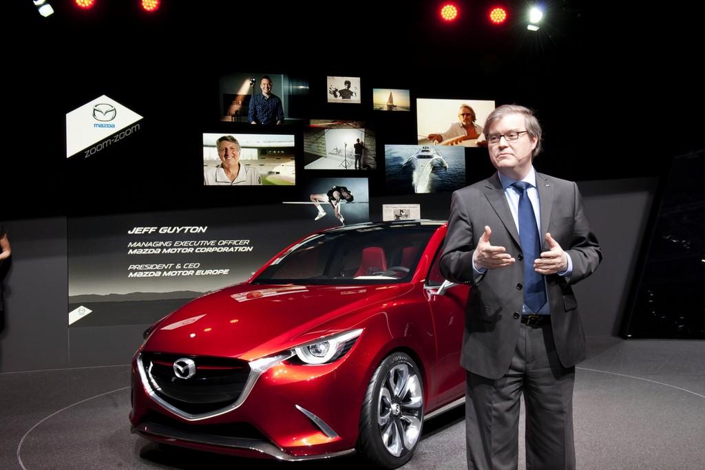 Mazda verleiht