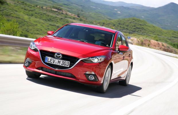 Mazda wächst stärker als der Gesamtmarkt