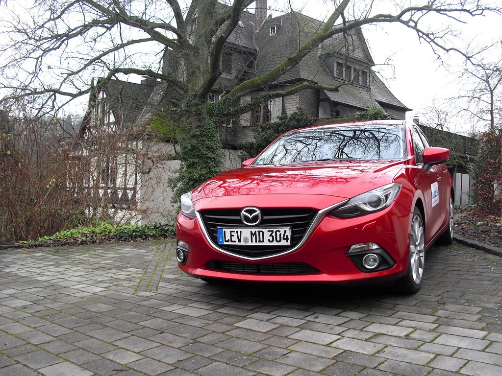 Mazda3: Die Neuauflage ist bei uns seit Oktober 2013 auf dem Markt.