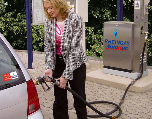 Mehr als eine halbe Million Autogas-Fahrzeuge zugelassen