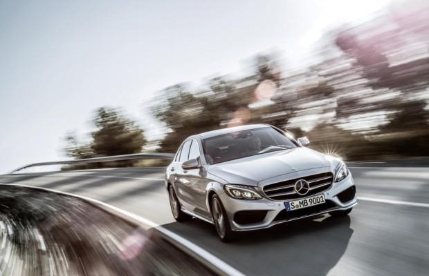Mercedes-Benz C-Klasse - Mal eben im Kopf umparken