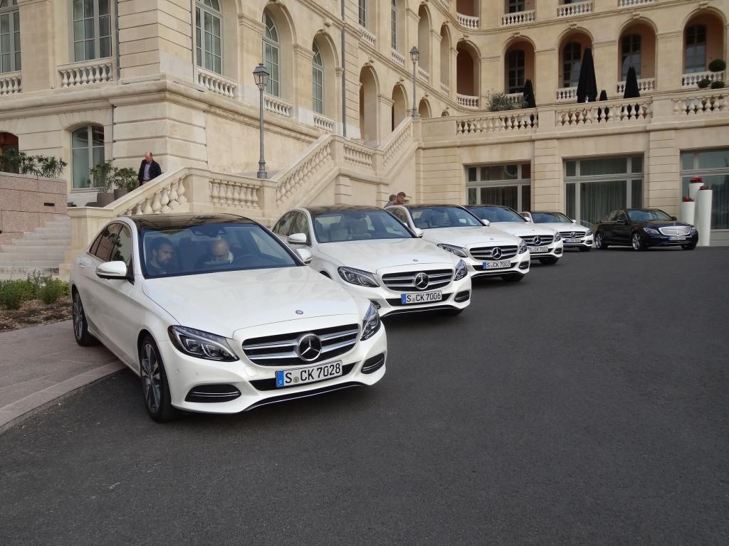Mercedes-Benz C- und GLA-Klasse kommt zu den Händlern