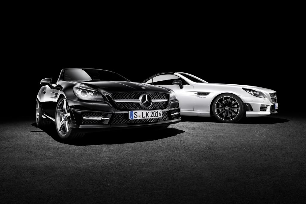 Mercedes-Roadster-Sondermodelle - Neues Outfit für den Frühling