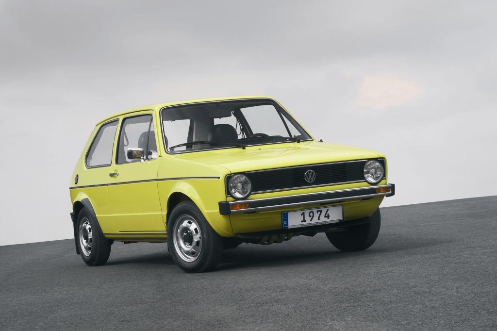 Mit dem Golf konnte VW sein Erfolgsmodell Käfer ablösen