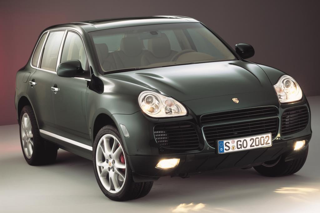 Mit dem Porsche Cayenne ist es wie mit einem guten Wein: Im Alter wird er besser