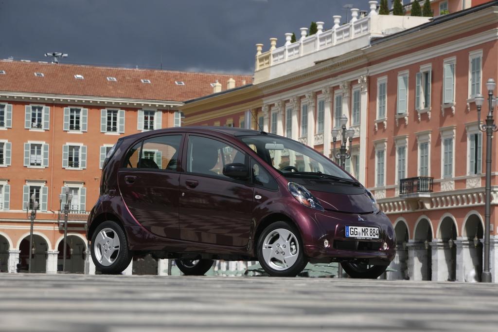 Mitsubishi i-MiEV - Besserer Name, besserer Preis