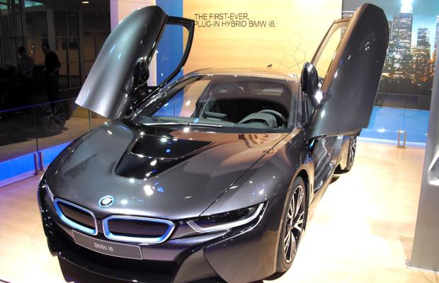 Motoren, Leichtbau, Aerodynamik: Bei BMW geht Efficient-Dynamics-Entwicklung weiter