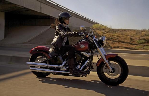 Motorrad: Frauen ängstlicher als Männer