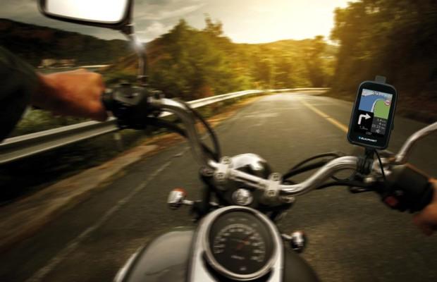 Motorrad-Navigationssysteme: MotoPilot von Blaupunkt legt zu