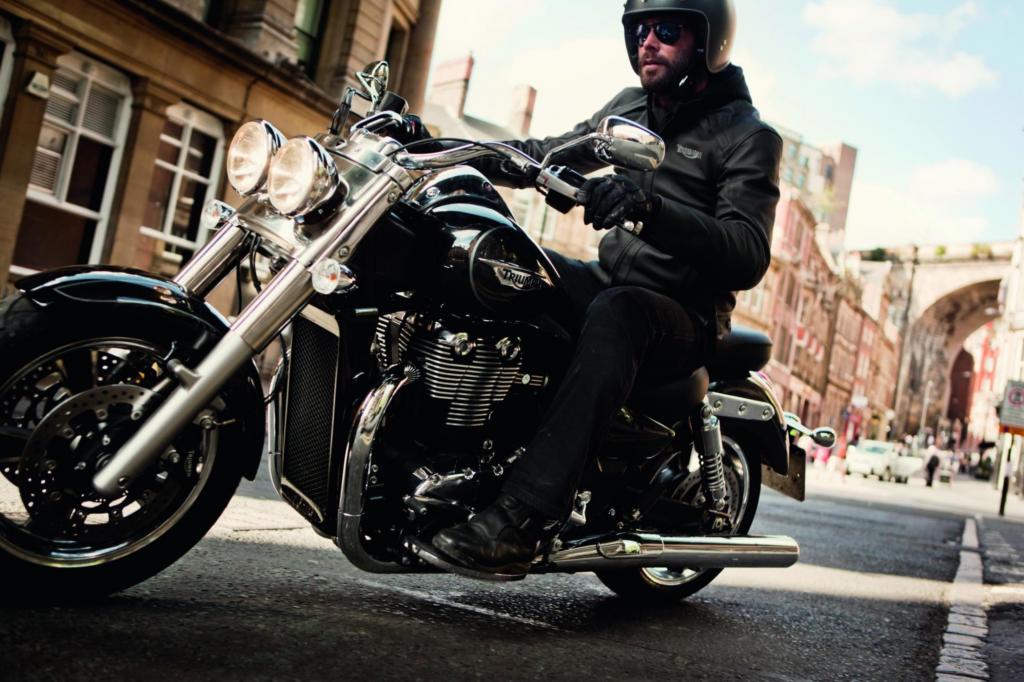 Motorrad-Neuheiten: Triumph - Stilvoller cruisen
