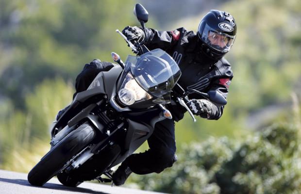 Motorradmarkt explodiert