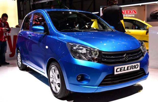 Nächster Japan-Winzling: Suzuki startet Celerio-Verkauf erst zum Jahresende