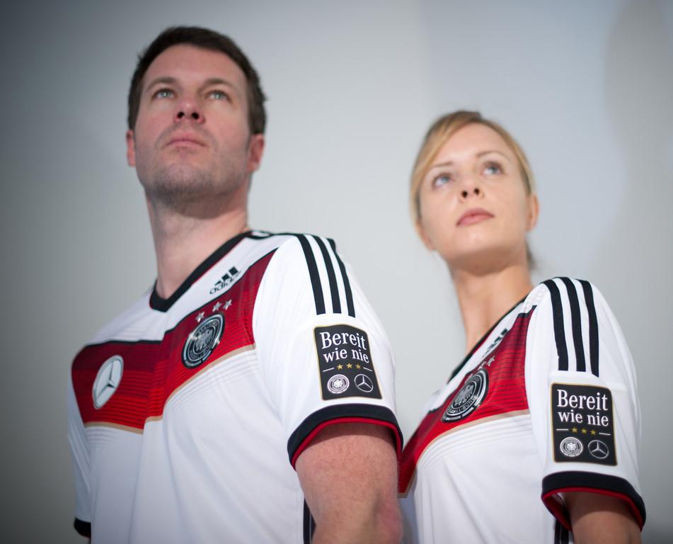 Nationalmannschaft setzt C-Klasse in Szene