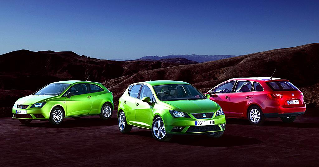 Neben der Leon- spielt die Ibiza-Baureihe bei Seat eine wichtige Rolle.