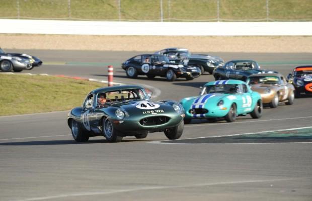 Neue Jaguar-Klassik-Abteilung - Werksgarantie für Oldtimer-Teile