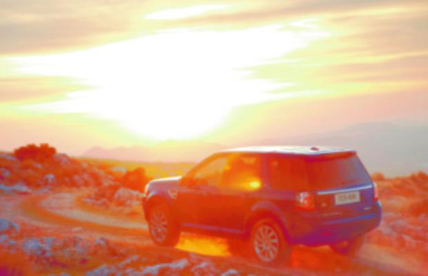 Neue Premiumvariante des Land Rover Freelander