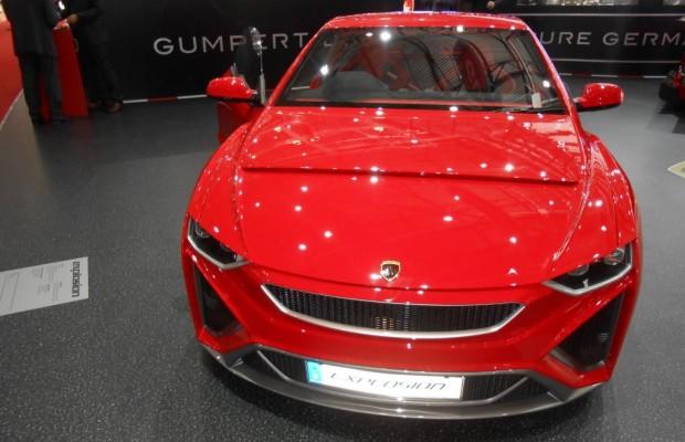 Neue Sportwagen: Gumpert Explosion und Zenvo ST1