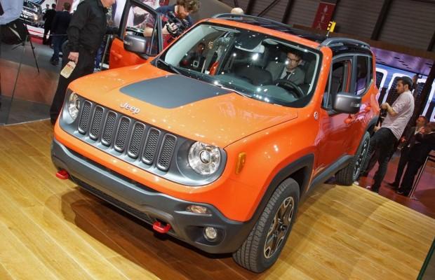 Neuer Jeep - Sein Name ist Renegade