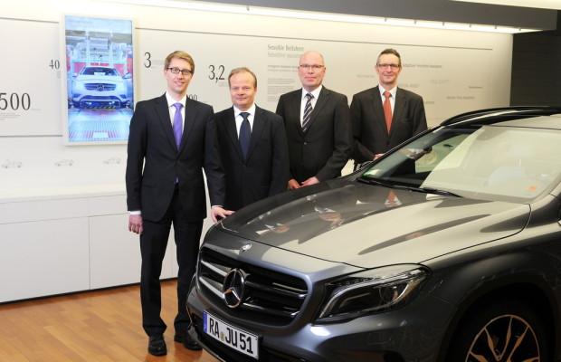 Neues Informationszentrum für Werksführungen in Rastatt