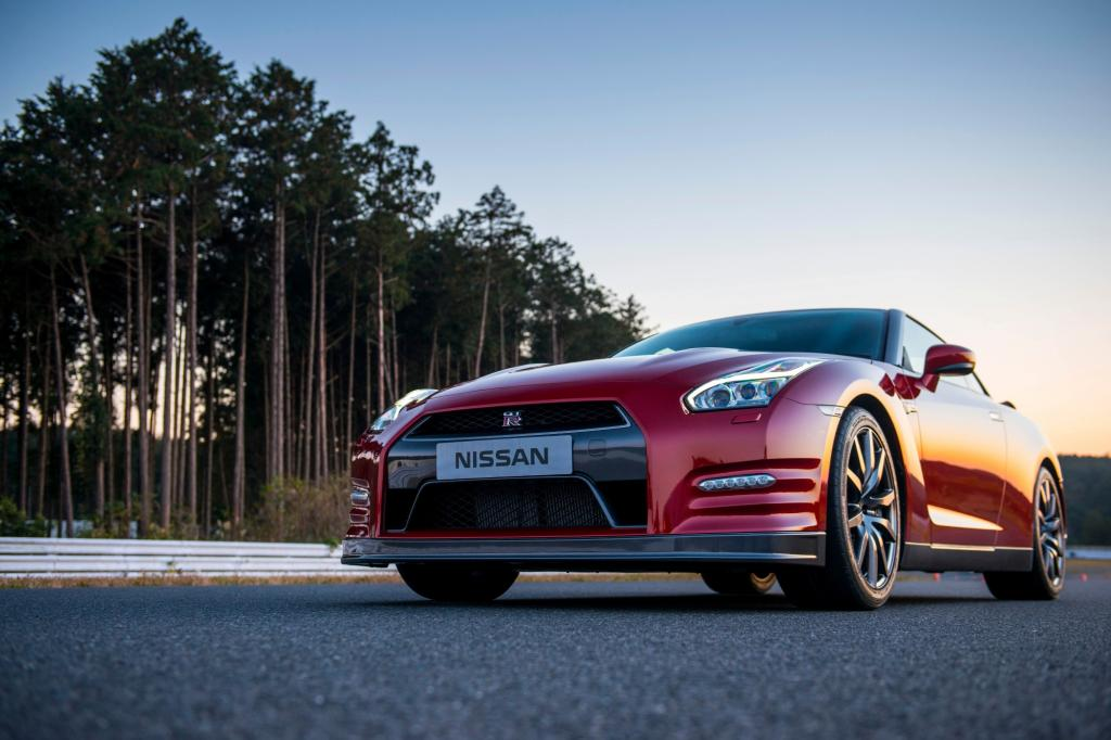 Nissan GT-R 2014 - Öfter mal was Neues
