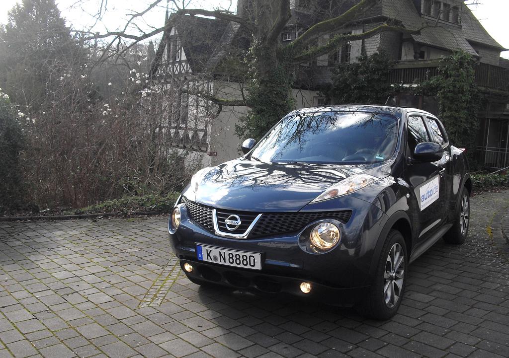 Nissan Juke: Außer dem Diesel sind bis hoch zum Nismo-Sportler noch vier Benziner zu haben.