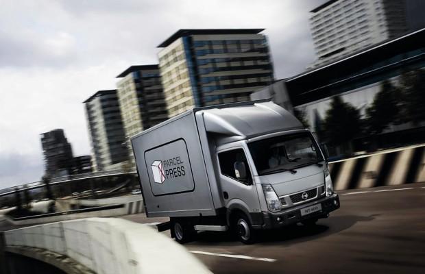 Nissan NT400 Cabstar: Modellgepflegter Lastesel